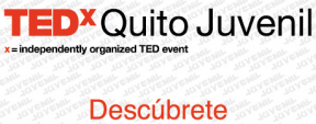 Charlas TEDxQuito Juvenil