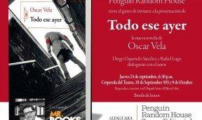 """""""Todo por ese Ayer"""" by Oscar Vela"""